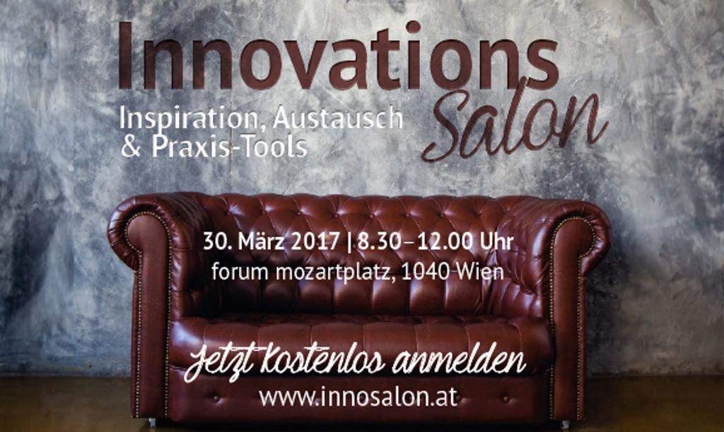 InnovationsSalon, 30.3.2017