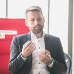Alexander Meyer - UNTEN Round Table, 05.09.2017. Copyright: Digital Hub Vienna/Zytka
