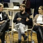 LEYKAM / Digital Hub Vienna Event No 4, 28.02.2018, weXelerate, Wien. Copyright: Digital Hub Vienna/Hron.