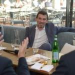 "UNTEN Roundtable No 8: > the other side - Part: 1 < zur Konferenz ""Challenging (the) Content - Content made in Europe in the digital economy"" von BM Gernot Blümel // 13.09.2018 // Fotocredit: Digital Hub Vienna/Tsitsos."